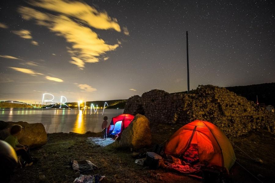 D life // kampiranje pod zvjezdama, punim jedrima na regatu, balon koji svjetli, bronzer za jesen, kragnica s mašlekom, animal print kaput...