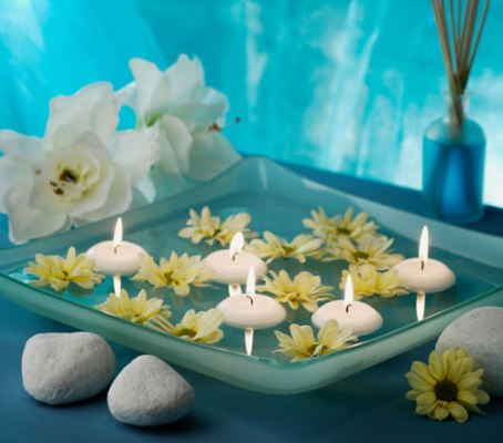 pool candles 4