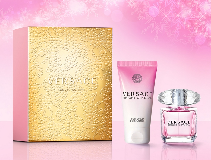 Versace Bright Crystal set cr