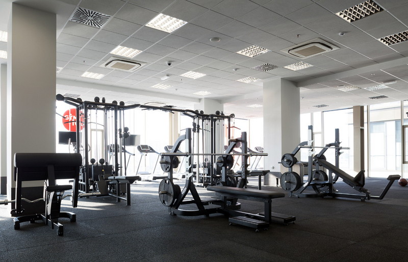 Gyms4you interijer 1