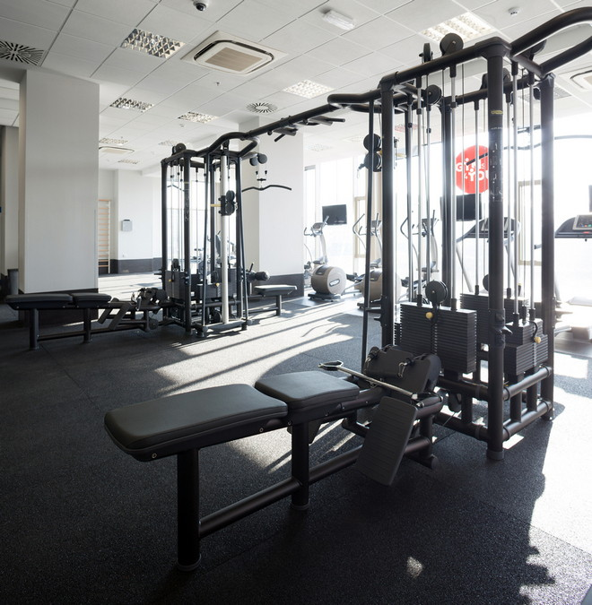 Gyms4you interijer 4