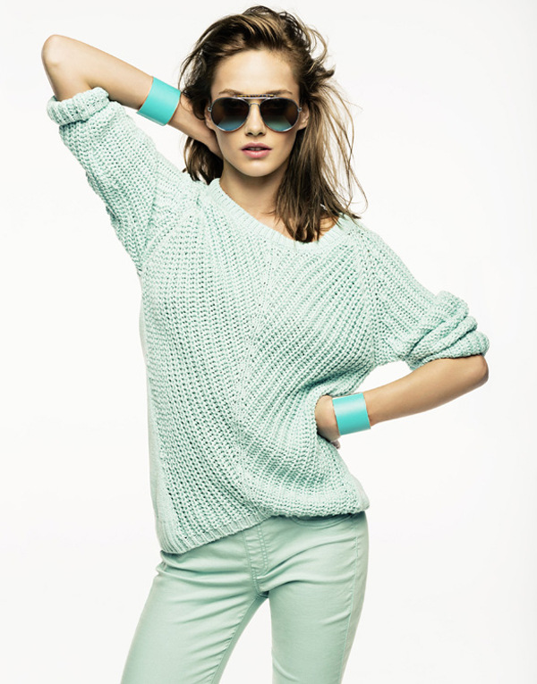 Mango spring summer 2013 campaign6