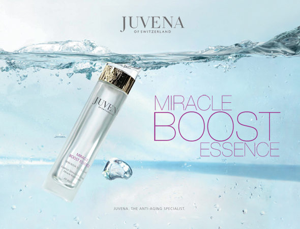 FAnn Juvena Miracle Boost Essence 590