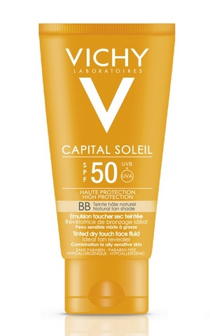 VICHY BB TINTED VELVETY CREAM SPF50  cr