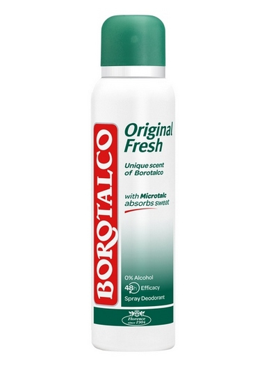 BOROTALCO SPRAY ORIGINAL 150 ml cr
