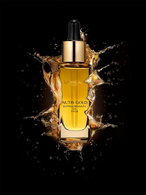 loreal nutri gold oil
