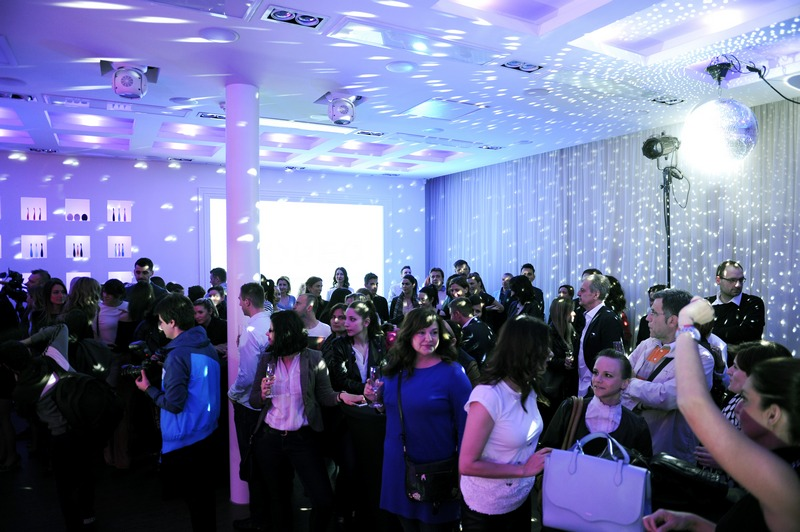 Foreo Made in Sweden event