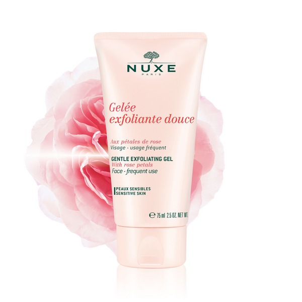 CleansingCare GentleExfoliatingGel flower