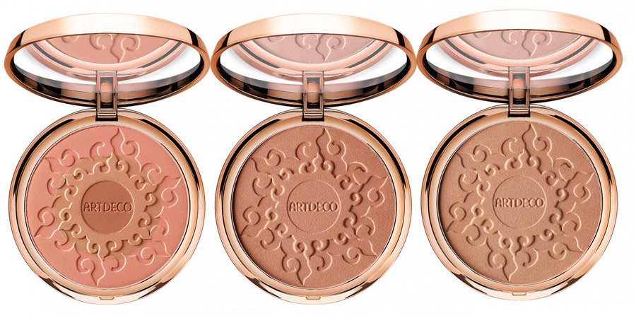 ArtDeco-Here-Comes-The-Sun-Makeup-Collection-for-Summer-2015-blush-and-bronzer