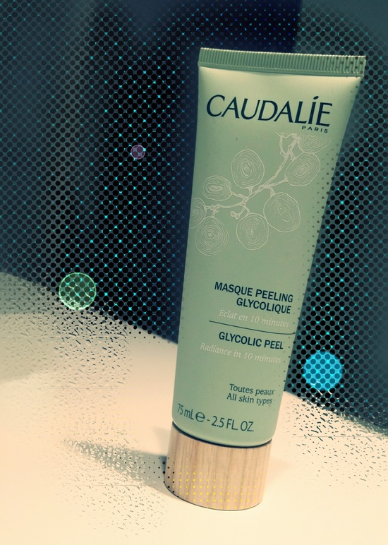 PHARMACY TO GO MASKE CAUDALIE GLIC PEEL