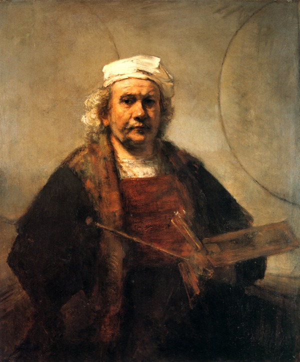 Rembrandt Self Portrait 1606 1669