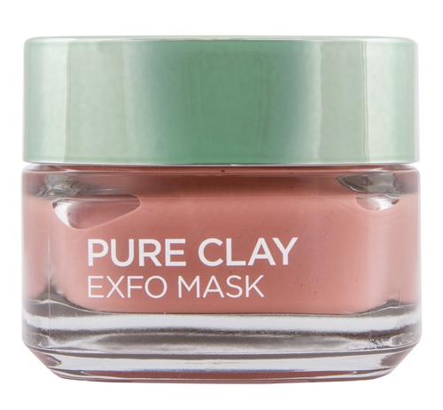 LOreal Paris Skin Expert Pure Clay Exfo Mask cr