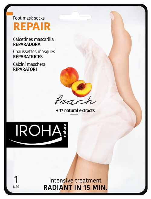 REPAIR PEACH FEET MASK