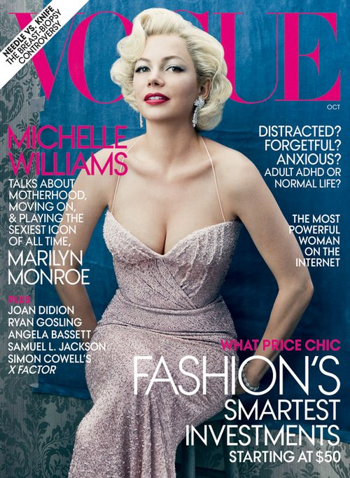 Vogue-October-2011-Cover-Michelle-Williams