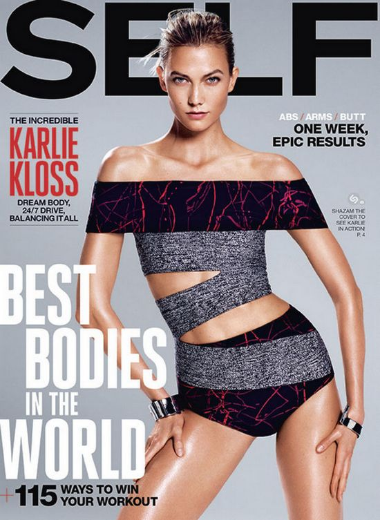 karlie self
