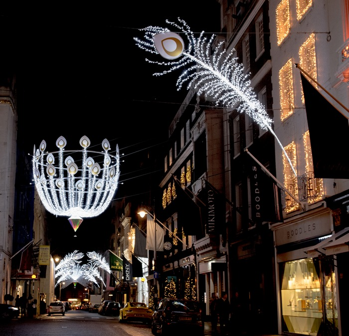Bond Street Illuminations 2014 4 cr