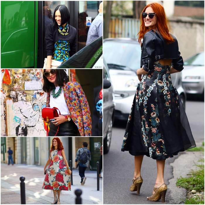 Floral Street style 1