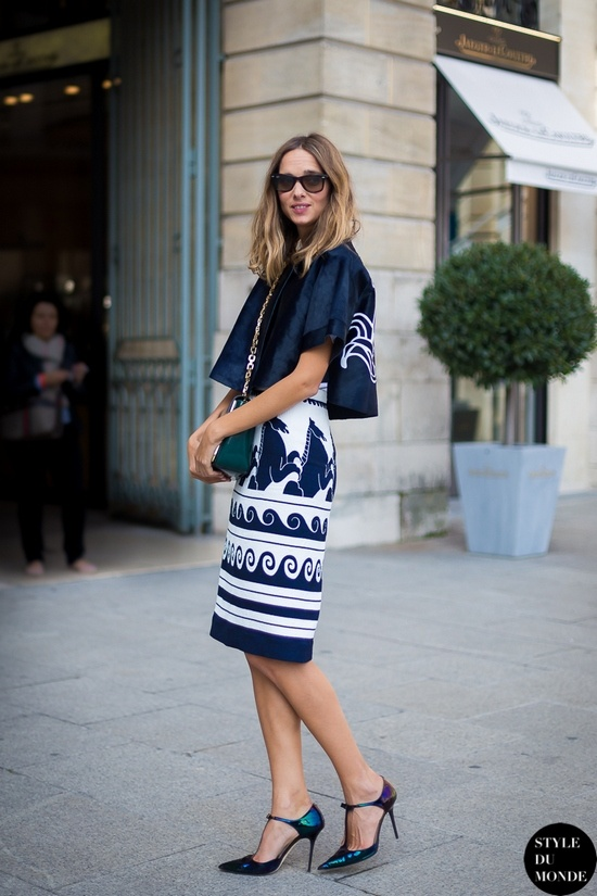 Candela Novembre by STYLEDUMONDE Street Style Fa