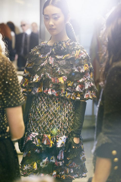 FW 2014-15 RTW - Fittings pictures by Benoit Peverelli - 006