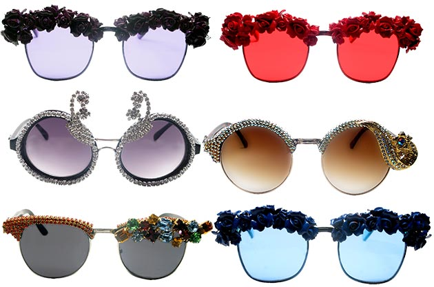 A Morir Sunglasses spring summer 2014 collection3