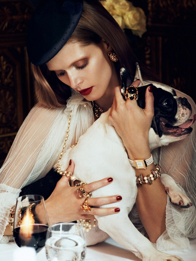 Malgosia Bela by Lachlan Bailey Chic Ultimate - Vogue Paris August 2012 8