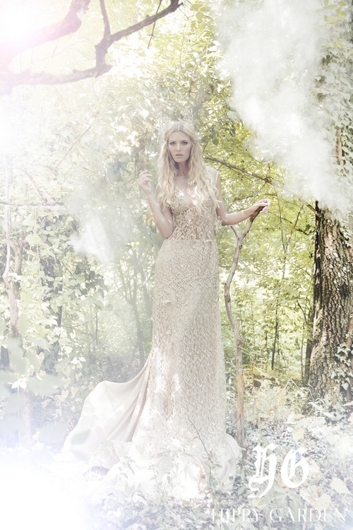 Hippy Garden Bridal Couture -Zorke 1