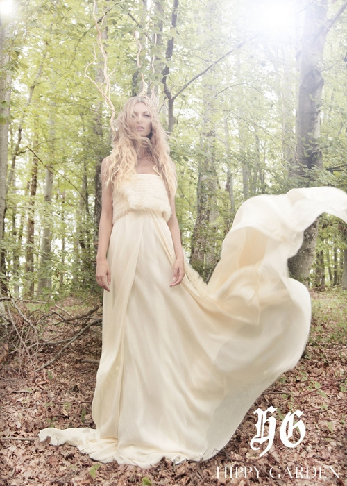 Hippy Garden Bridal Couture -Zorke 2