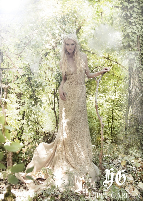 o Hippy Garden Bridal Couture -Zorke 4
