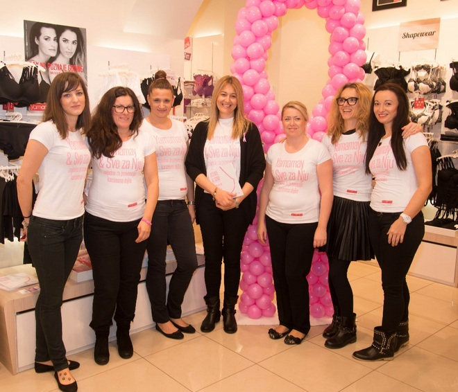Yamamay flagship store Ilica cr