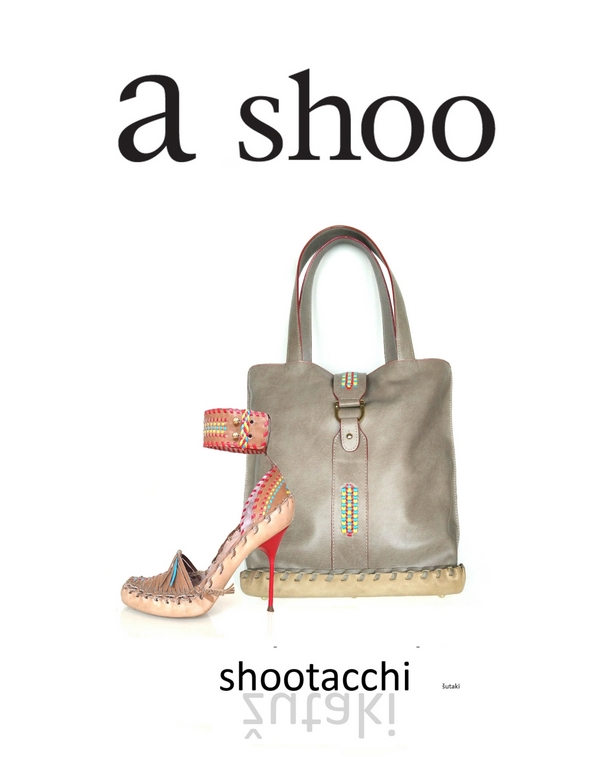 shootacchi shoe  bag