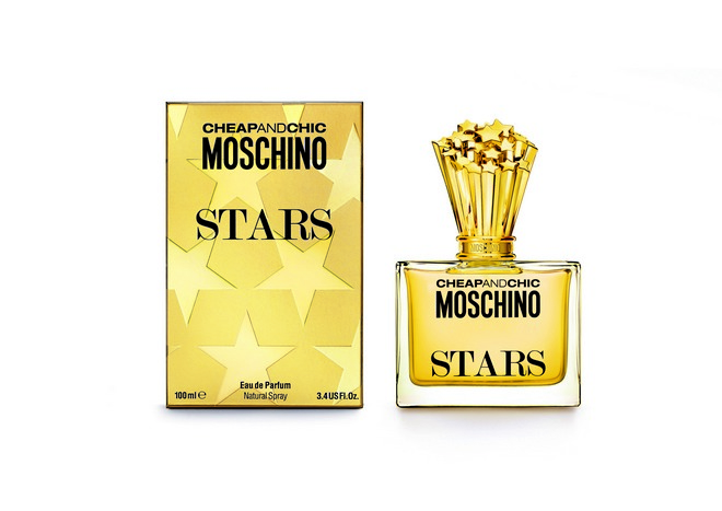 Moschino Stars 100ml pack