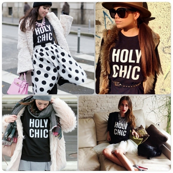 holy chic blogerice