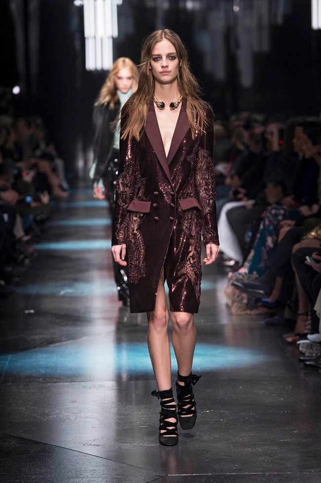 roberto cavalli 2015 fall winter runway46