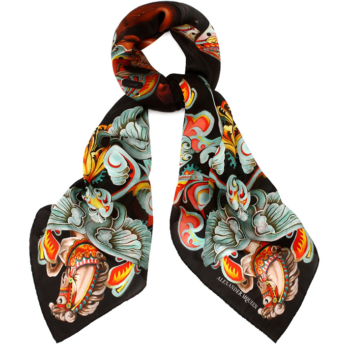 Alexander-McQueen-Savage-Beauty-Scarves-10