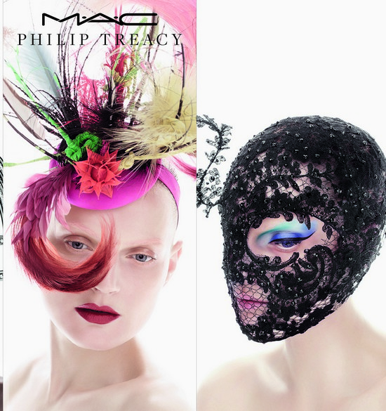 MAC Philip Treacy vizual cr