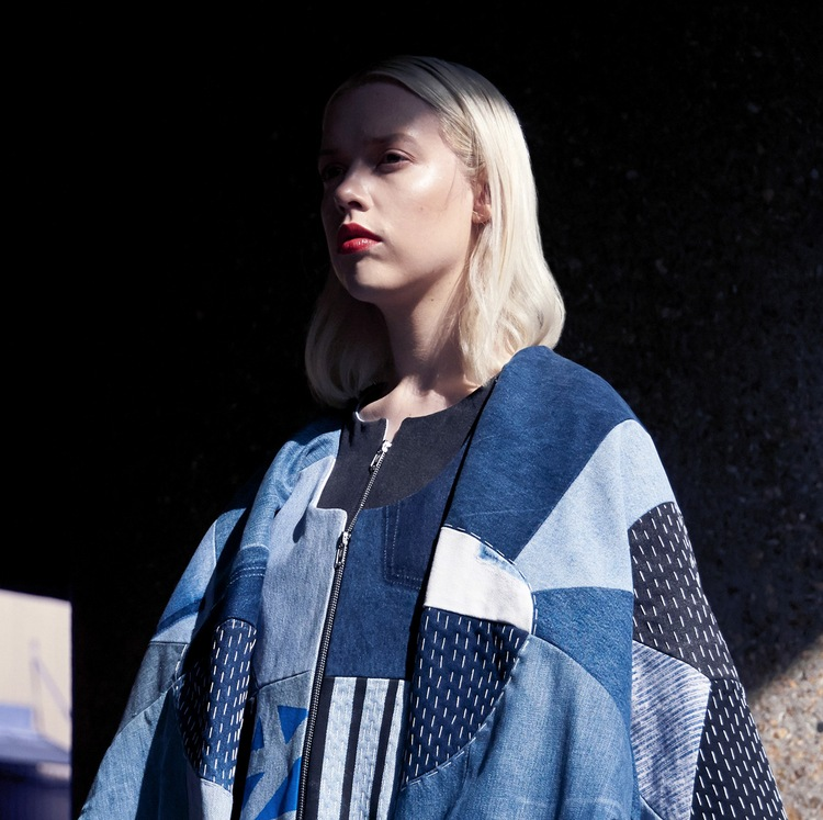 Elina Priha Recycled Denim