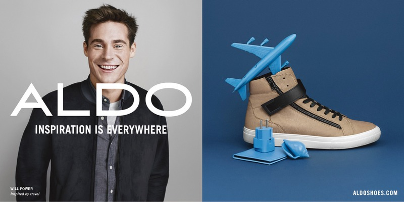 ALDO Fall Winter 2015 Campaign Will Power