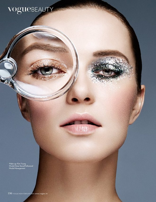 Beauty-by-FG-for-Vogue-India-February-2015-glitter-for-the-eyes