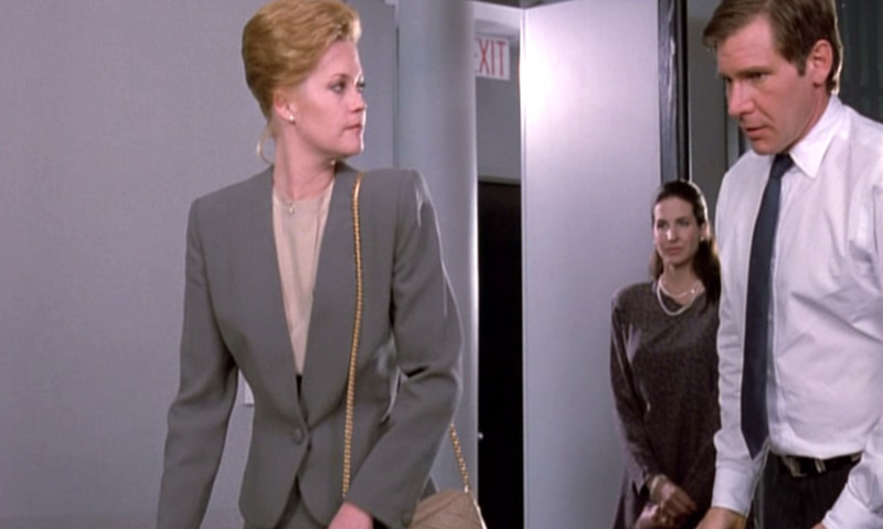 Working-Girl Melanie-Griffith Trainer-suit-front