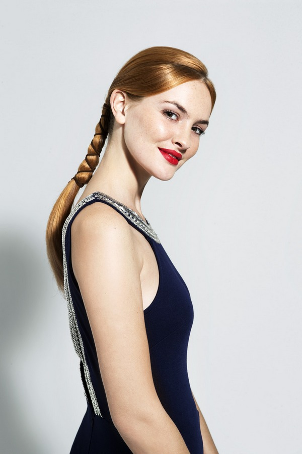 NIVEA Looks Amazonas Braid