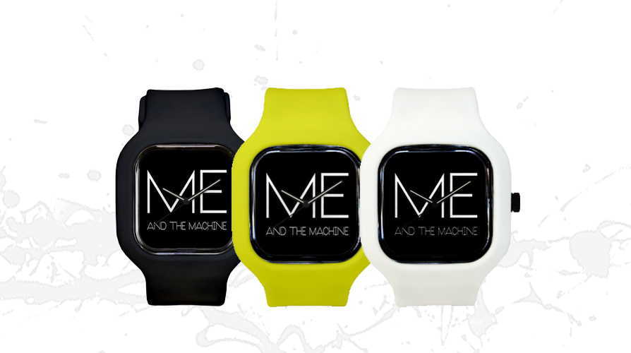 me and the machine modify watches