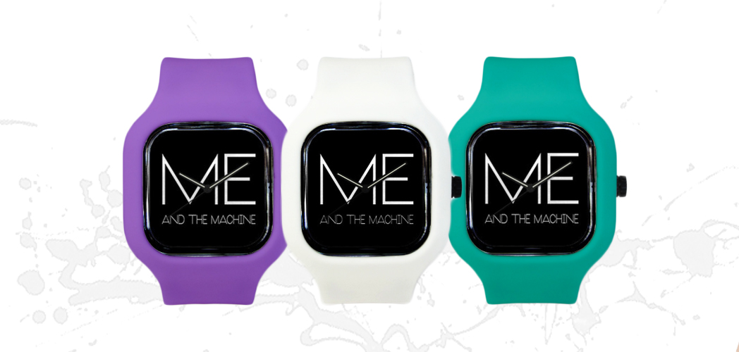 me and the machine modify watches1