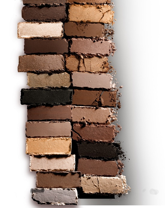 The Nudes Palette Texture