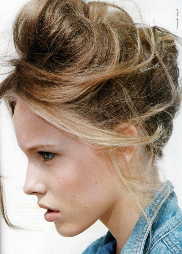how-to-make-a-messy-bun