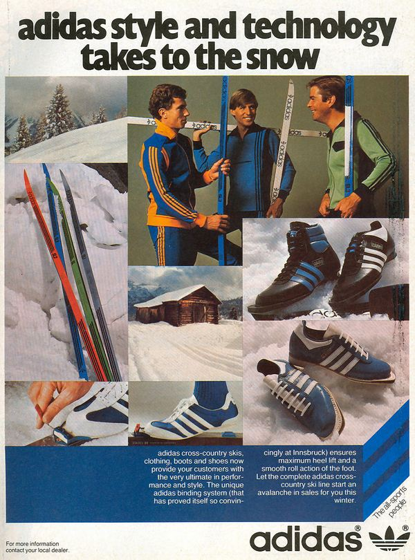 Adidas NordicWorld Dec1977