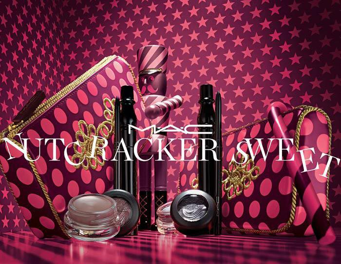 MAC Nutcracker Sweet holiday 2016 makeup collection5