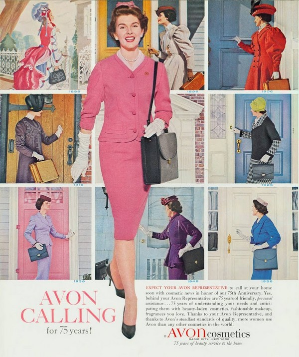 Avon Calling For 75 Years