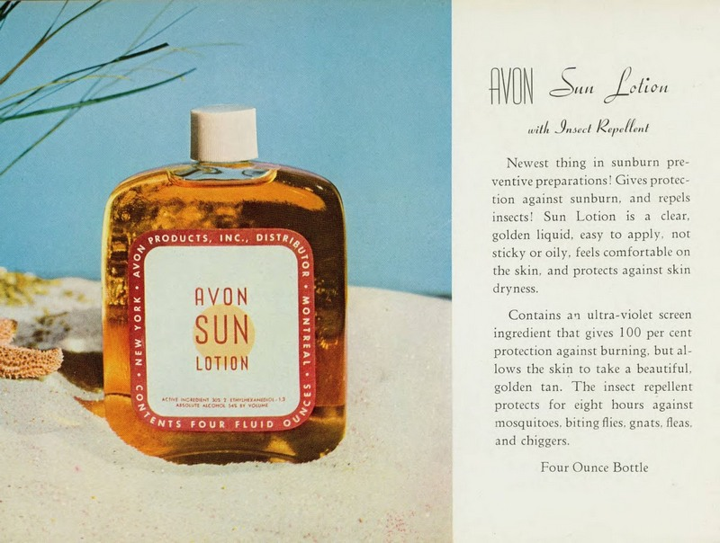 Avon Sun Lotion