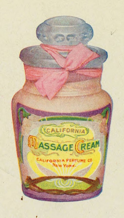 California Massage Cream 1906 21