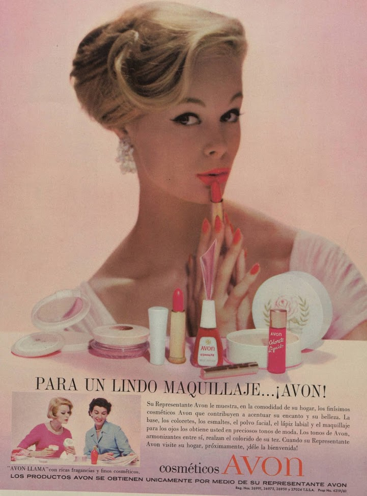 Latin America  Magazine Advertisement